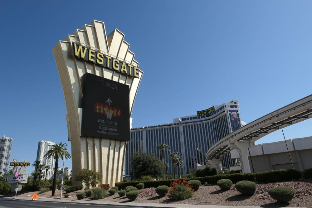 Westgate, het voormalige Las Vegas Hilton Hotel en Casino uit de documentaire Gambling in Las Vegas